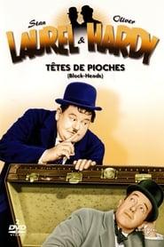 Laurel et Hardy - Têtes de pioches