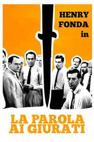 Poster La parola ai giurati 1957