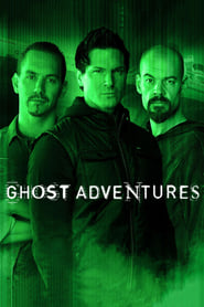 Seriencover von Ghost Adventures