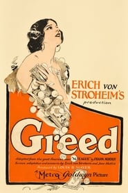 Poster Greed 1925