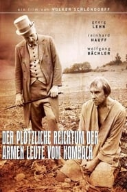 Poster The Sudden Wealth of the Poor People of Kombach 1971