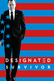 Seriencover von Designated Survivor
