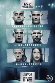 UFC on Fox: Alvarez vs. Poirier 2