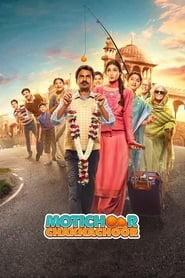 Motichoor Chaknachoor 2019 Hindi Movie NF WebRip 300mb 480p 1GB 720p 3GB 1080p