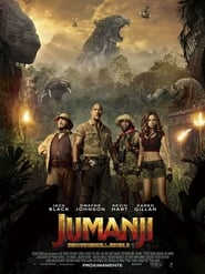 Jumanji: Bienvenidos a la jungla (Jumanji: Welcome to the Jungle) (2017)
