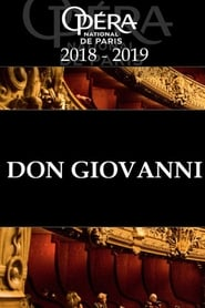 Don Giovanni - Palais Garnier - du 08 juin au 13 juillet 2019 2019