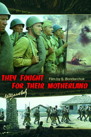 Poster They Fought for Their Motherland 1975