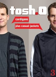 Tosh.0: Cardigans plus Casual Jackets