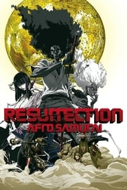 Afro Samurai Resurrection 2009