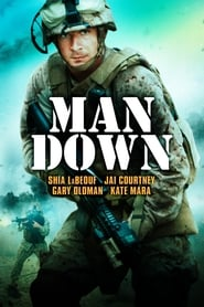 Poster for Man Down