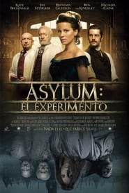 Asylum El Experimento Película Completa HD 1080p [MEGA] [LATINO]