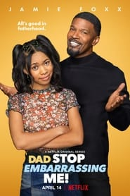 Dad Stop Embarrassing Me! S01 2021 NF Web Series WebRip Dual Audio Hindi Eng All Episodes 80mb 480p 250mb 720p 1.5GB 1080p