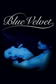 Poster for Blue Velvet