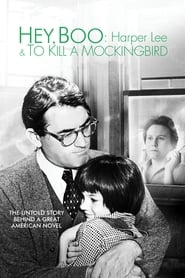 Poster for Hey, Boo: Harper Lee & To Kill a Mockingbird