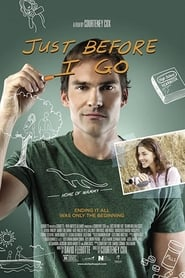 Poster for Just Before I Go