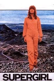 Poster Supergirl 1971