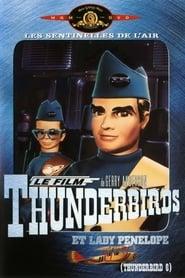 Thunderbirds et Lady Penelope
