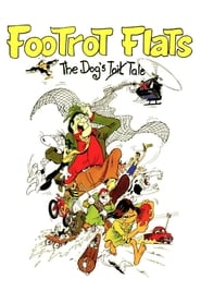 Poster Footrot Flats: The Dog's Tale 1986