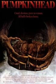 Poster Pumpkinhead 1988