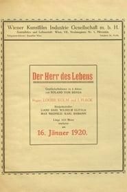 Der Herr des Lebens 1920