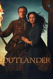 Poster Outlander - Book Four 2020