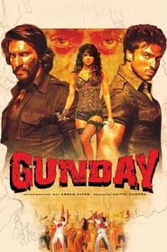 Gunday 2014 Hindi Movie BluRay 400mb 480p 1.3GB 720p 4GB 12GB 17GB 1080p