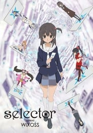 Poster Selector Infected WIXOSS 2014