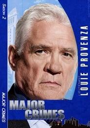 Major Crimes: Saison 2