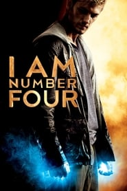 Poster for I Am Number Four