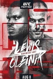 UFC Fight Night 174: Lewis vs Oleinik (2020)