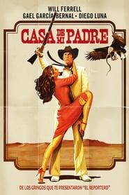 Diego Luna Poster Casa de mi padre