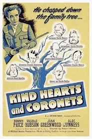 Kind Hearts and Coronets (1943)