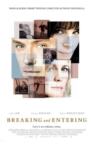 Poster for Breaking and Entering