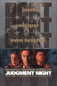 Poster Judgment Night 1993