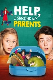 Poster Help, I Shrunk My Parents