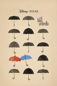 Poster The Blue Umbrella 2013