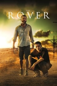 Poster for The Rover
