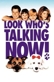 Poster for Look Who's Talking Now!