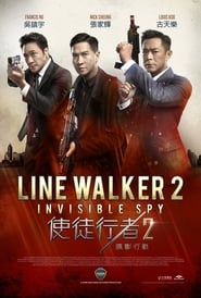 Line Walker 2: Invisible Spy (2019) BluRay 480p & 720p