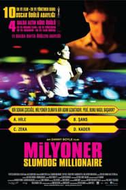Milyoner – Slumdog Millionaire 2008 Türkçe Dublaj izle