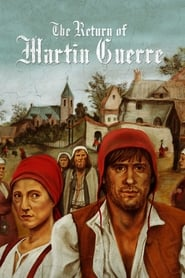 Poster The Return of Martin Guerre 1982
