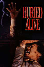 Poster Buried Alive 1990