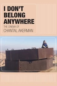 I Don't Belong Anywhere : Le Cinéma de Chantal Akerman