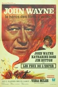 Poster Les Feux de l'enfer 1968
