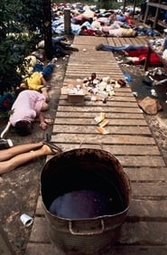 The Jonestown massacre, an American apocalypse