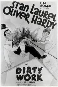 'Dirty Work (1933)