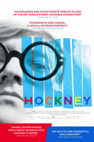 Poster for Hockney