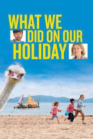 Poster for What We Did on Our Holiday