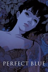 Poster Perfect Blue 1997