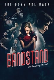 Poster Bandstand: The Broadway Musical
